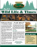 "Image for 'Second issue of  ""Wild Life &Times"" [2.15MB PDF]' announcement."