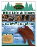 "Image for 'New Issue of ""Wildlife & Times"" [1.7MB PDF]' announcement."